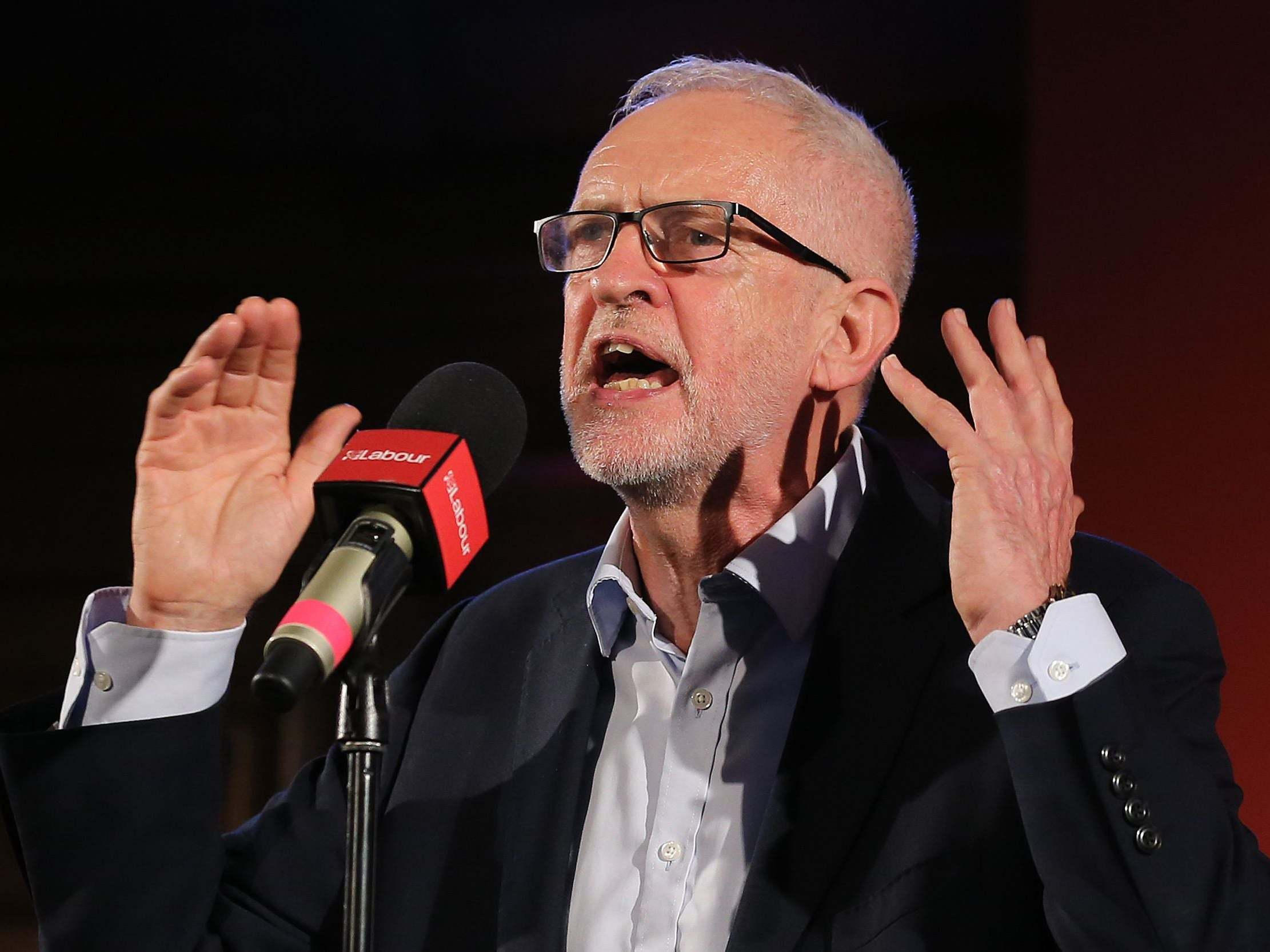 Jeremy Corbyn says voter ID plans will discriminate against ethnic m…