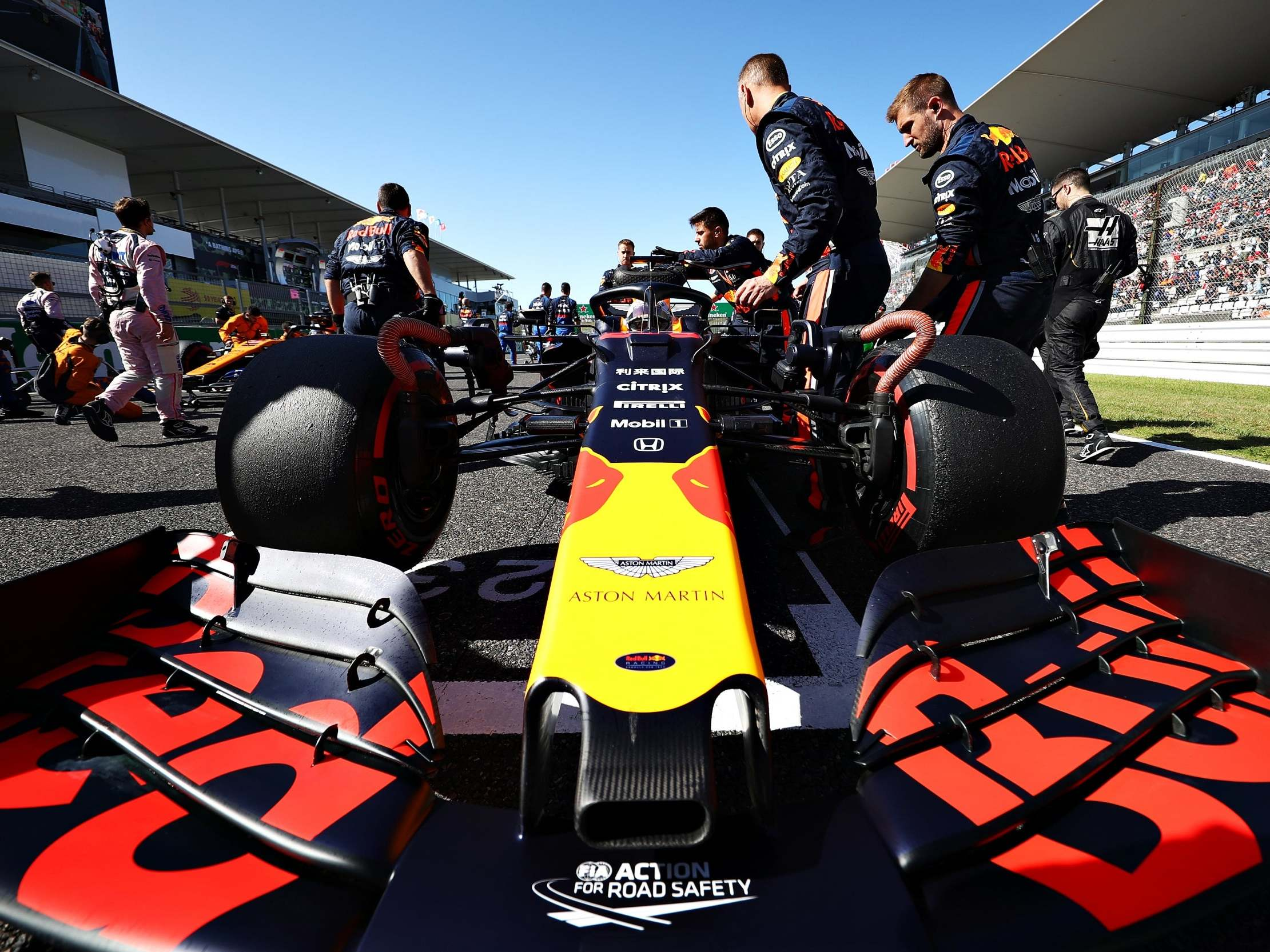 Red Bull accounts reveal record £304.2m investment into Formula One despite disappointing results