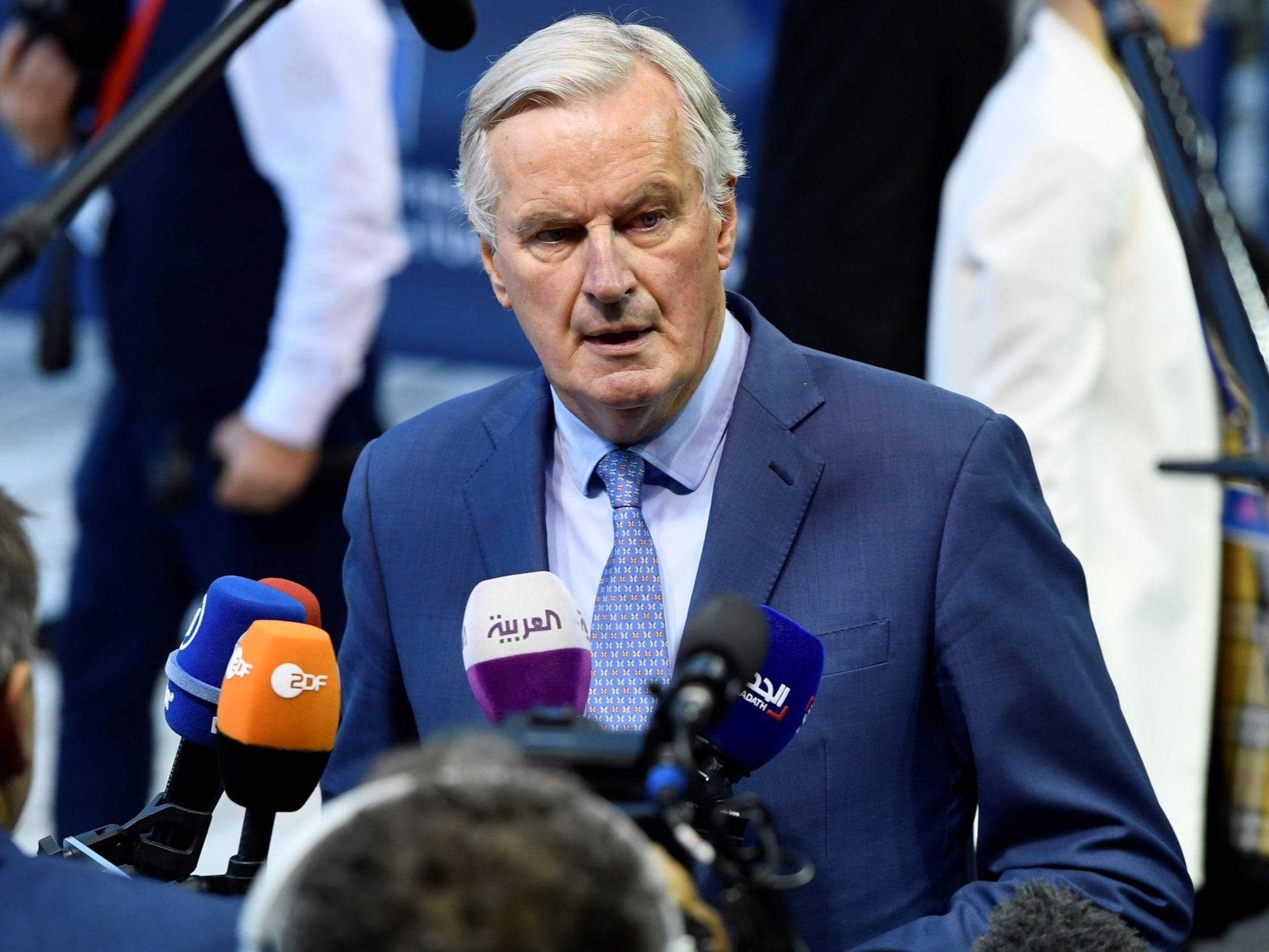 Michel Barnier appointed to lead future negotiations with UK after B…