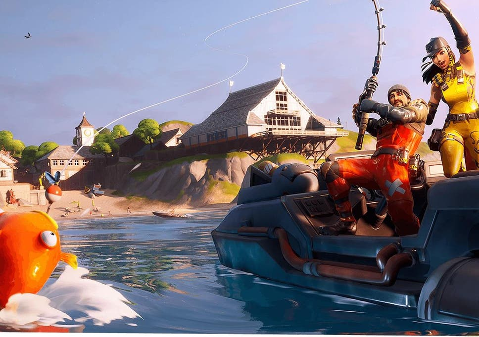 Fortnite Season 11 Chapter 2 Update Goes Live With New Map