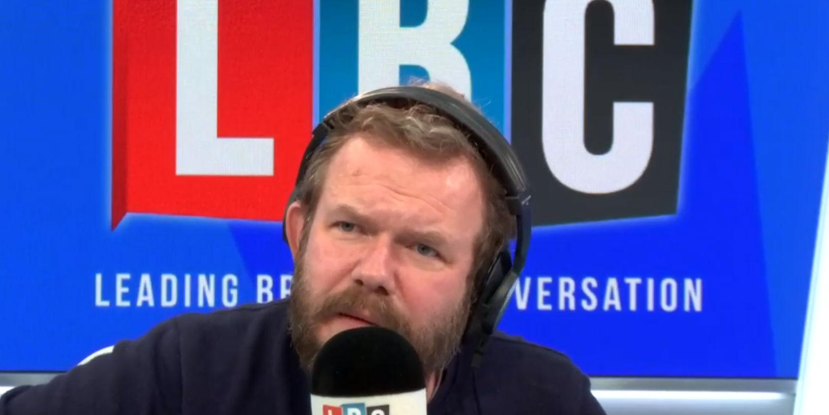 LBC caller can't vote if Boris Johnson's photo ID plan is implemented