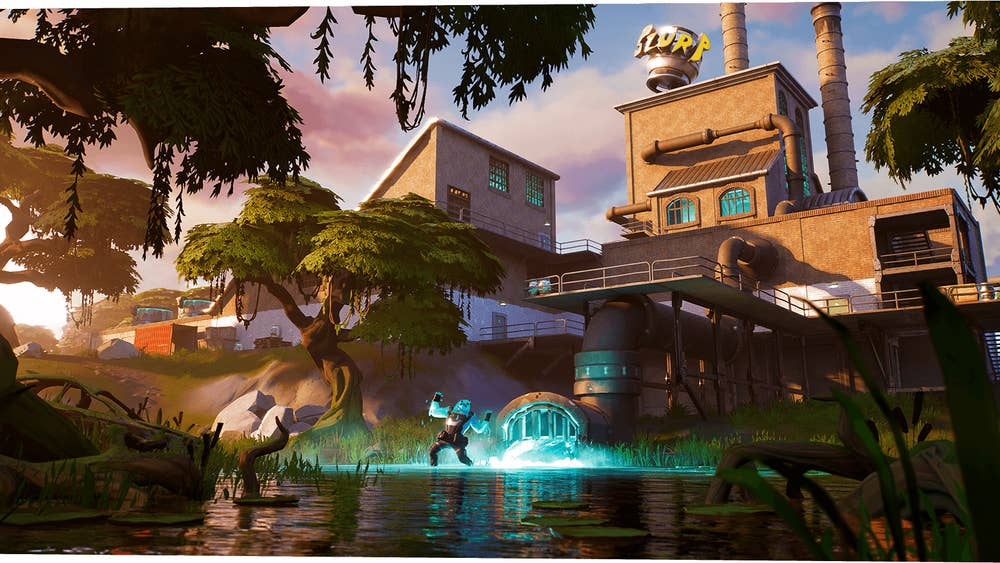 Fortnite Season 11 What S New In Chapter 2 Patch Map