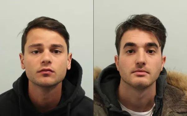 Men raped woman they had just met on nightclub dancefloor then ran off high-fiving each other