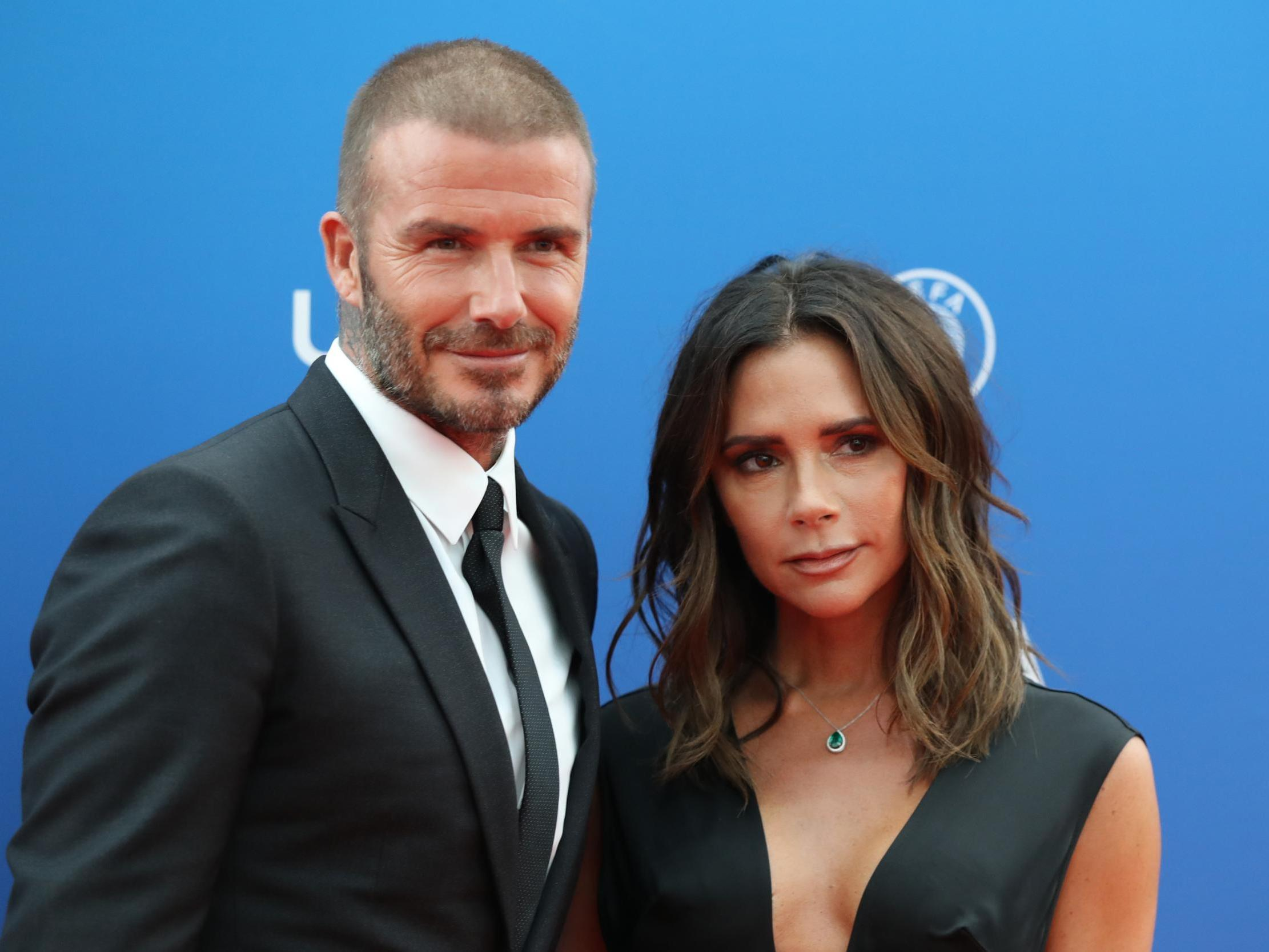 Victoria Beckham reveals the secret to her 20-year marriage to David