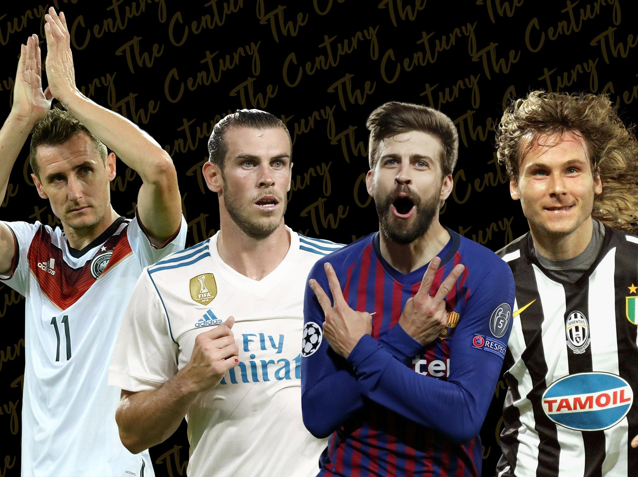 The Century: 60-41 countdown featuring Gareth Bale, Gerard Pique, N'Golo Kante and more