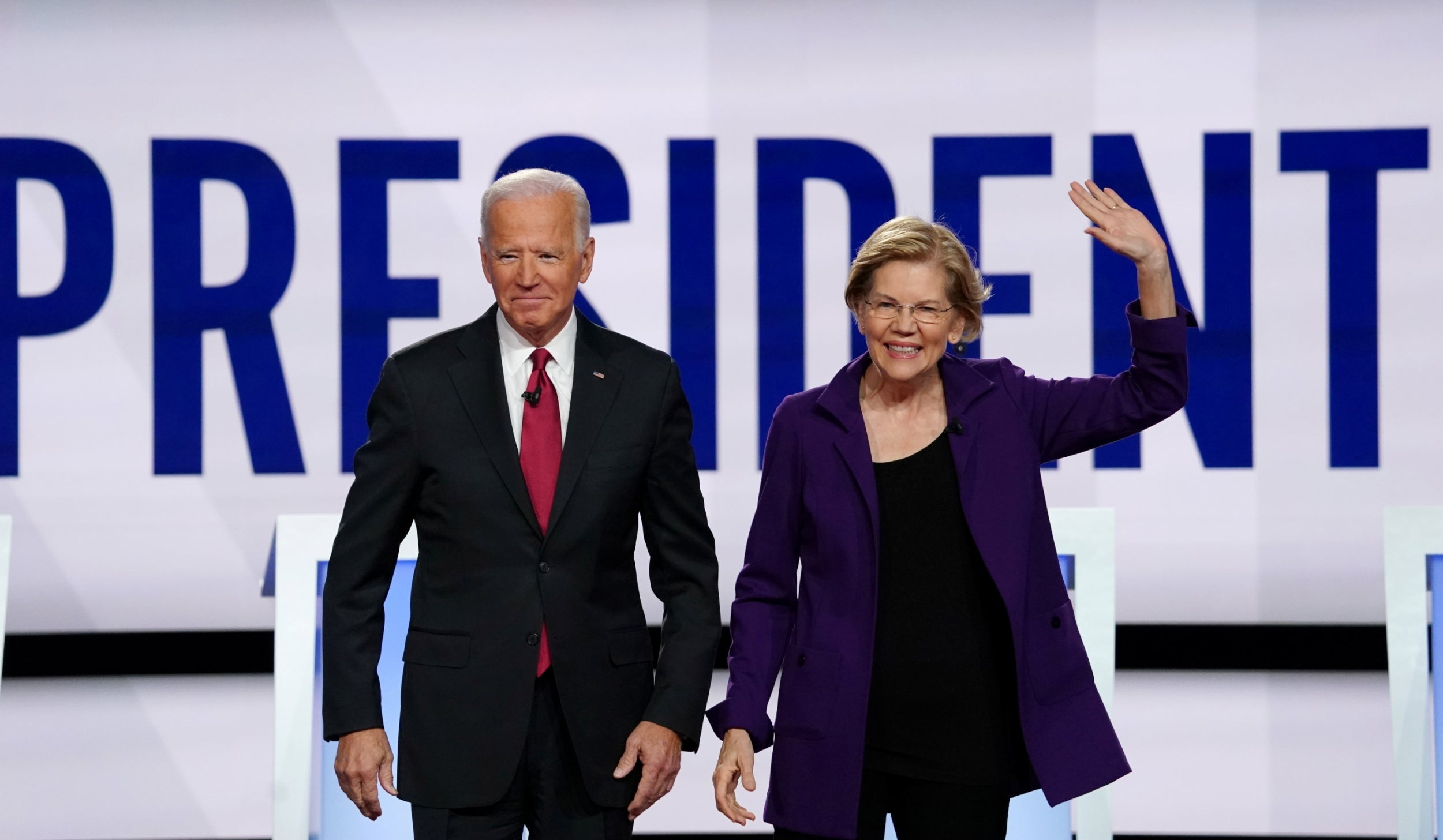 When asked about his most surprising friendship at the Democratic debate, Joe Biden should have just told the truth