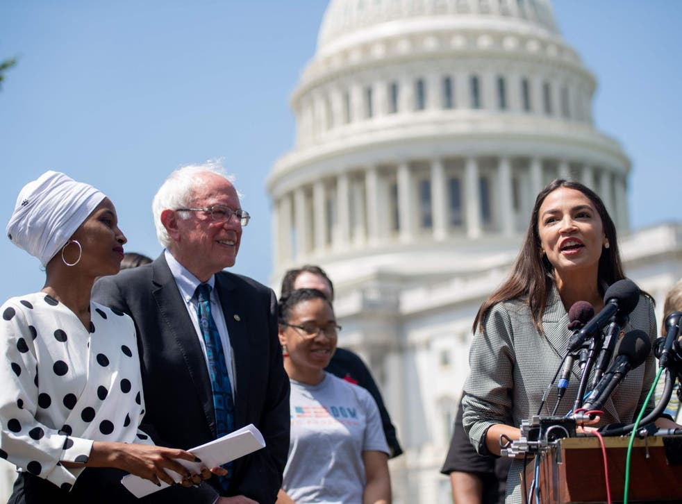 Mr Sanders will be endorsed on by Ms Ocasio-Cortez at a rally in Queens, sources have said