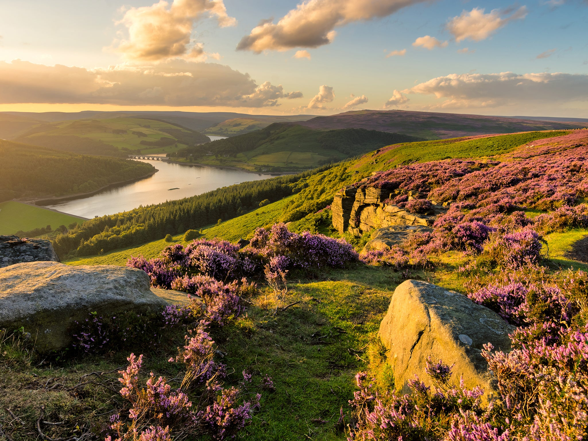 The most spectacular walks in the Peak District, from Mam Tor to Chatsworth House