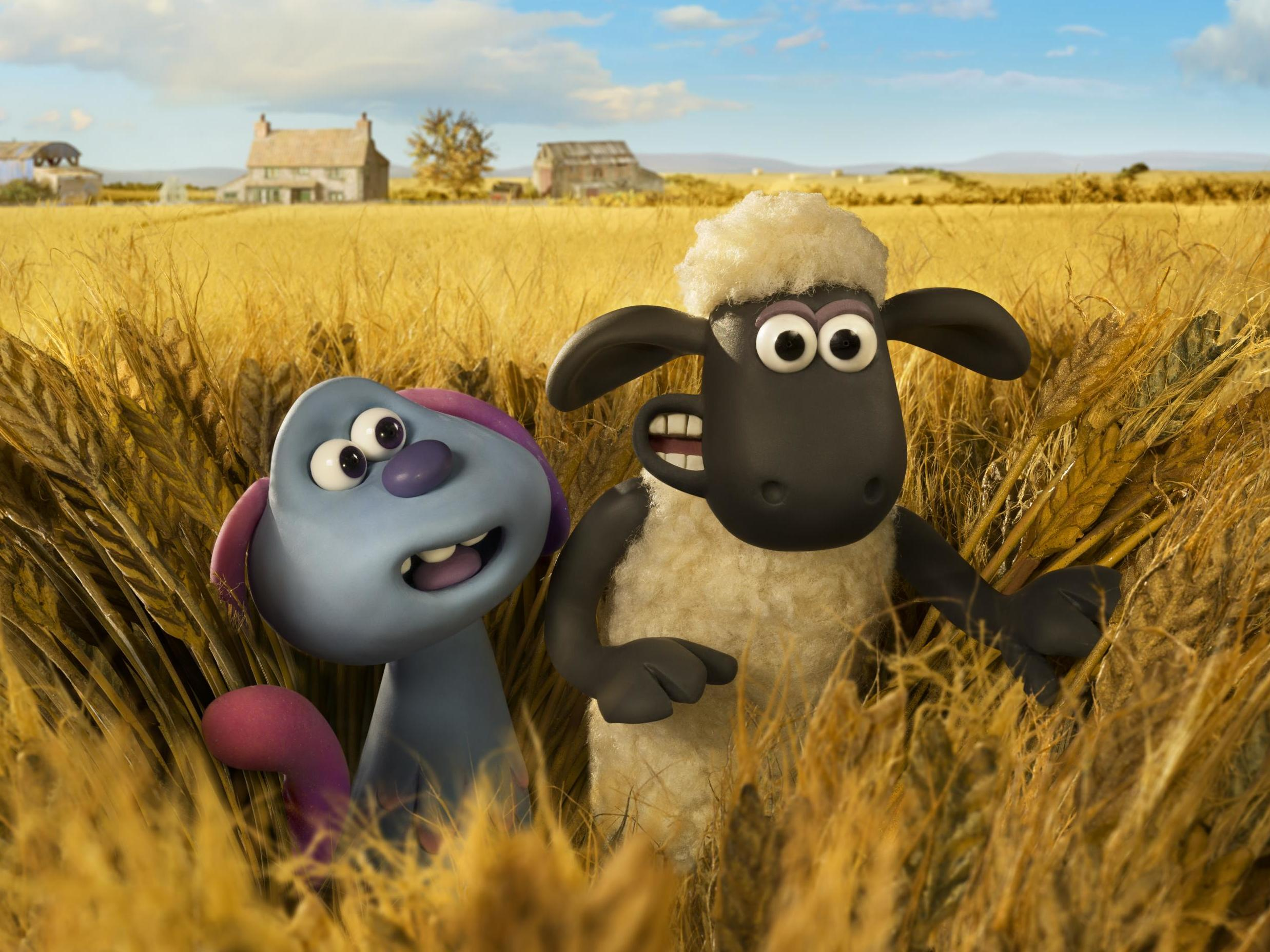 A Shaun the Sheep Movie: Farmageddon review - Full of warmth and silliness, with a touch of magic