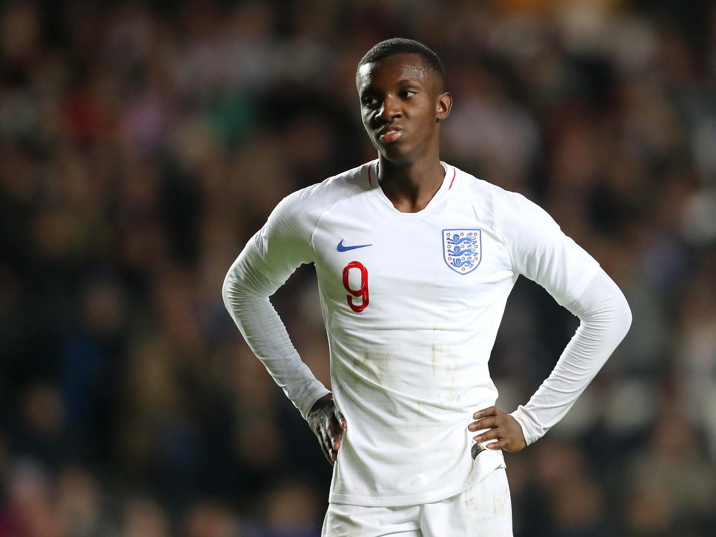 Arsenal news: Eddie Nketiah hopes England hat-trick eases 'disappointment' over lack of minutes at Leeds