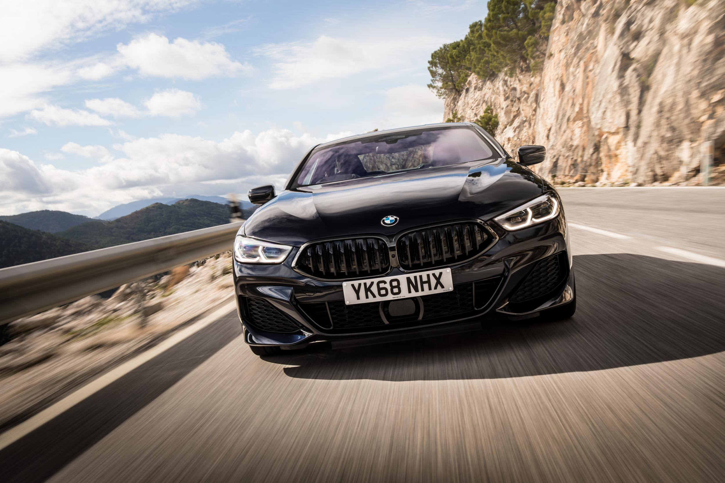 Car Review: BMW M850i – Stealth Bomber for sale, £100k, no offers
