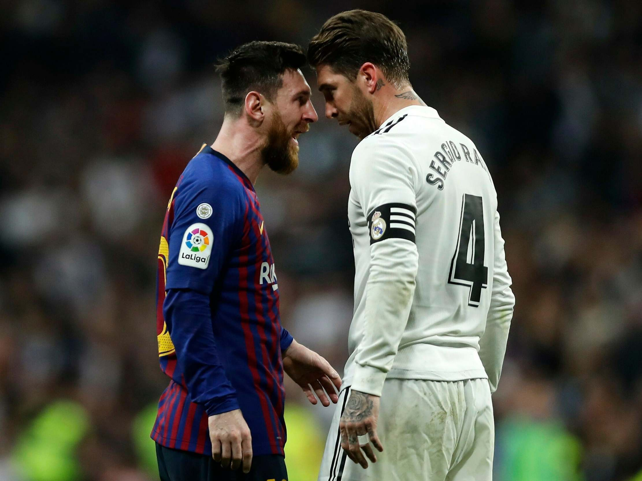 Barcelona vs Real Madrid: La Liga asks for Clasico to be moved due to Catalan protests