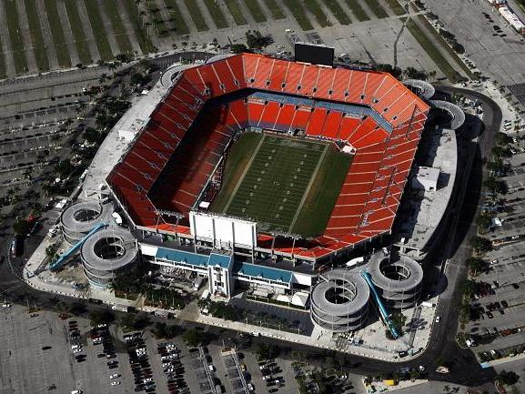 Miami Grand Prix: Formula One set to stage race at home of NFL's Dolphins