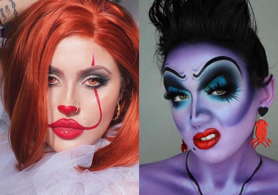 7 Of The Best Halloween Makeup Tutorials On Instagram From