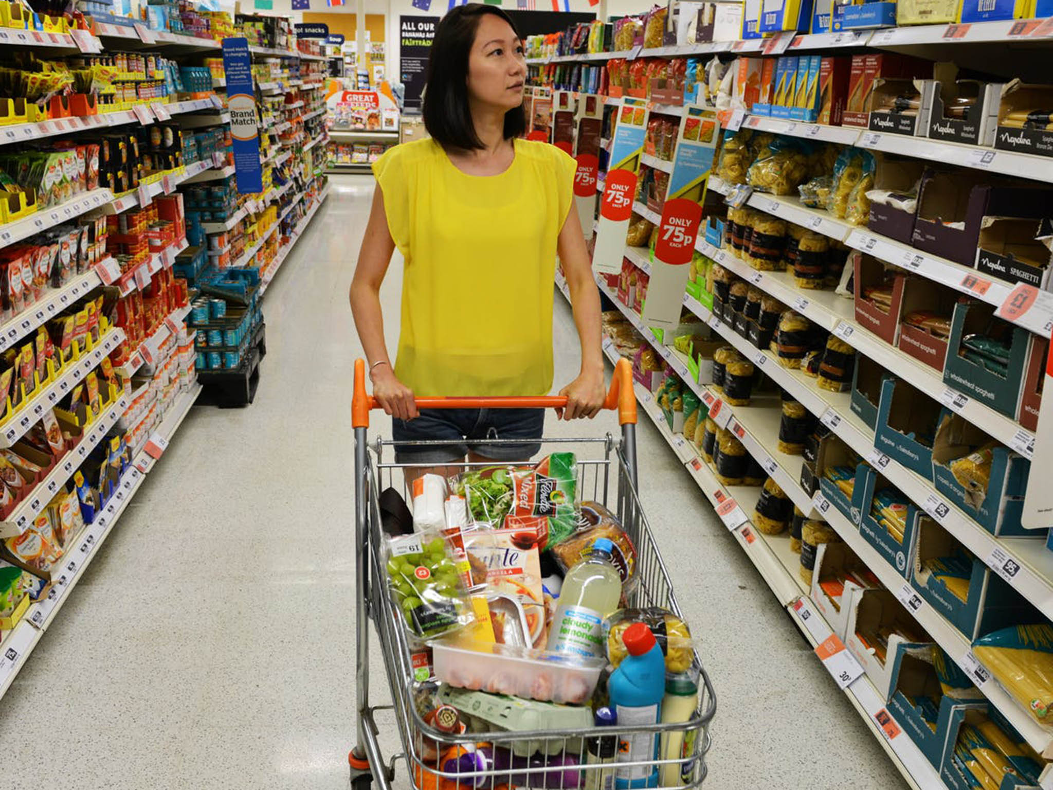 Why food labels are too complicated for shoppers 1