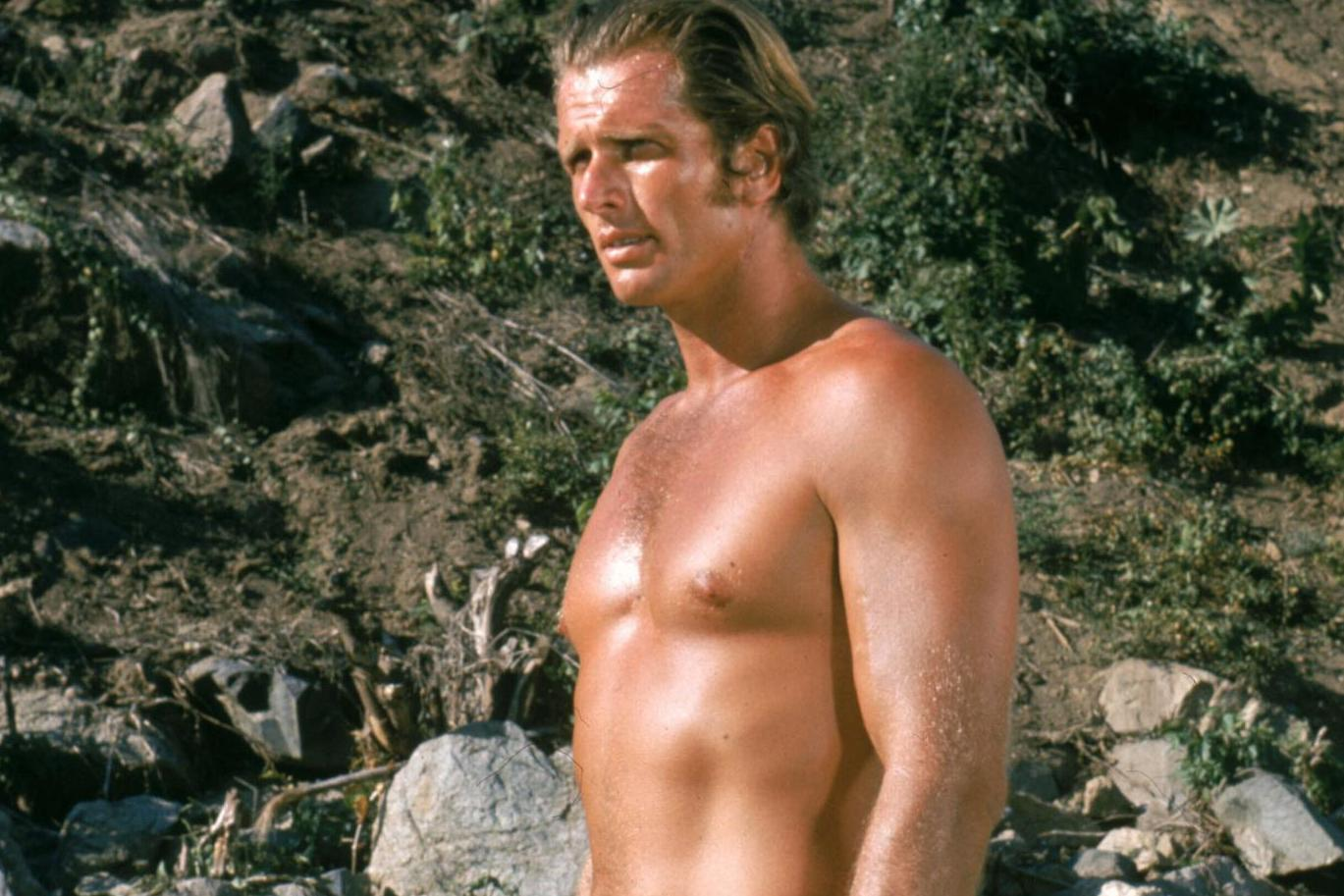 Woman found dead at home of Tarzan actor Ron Ely