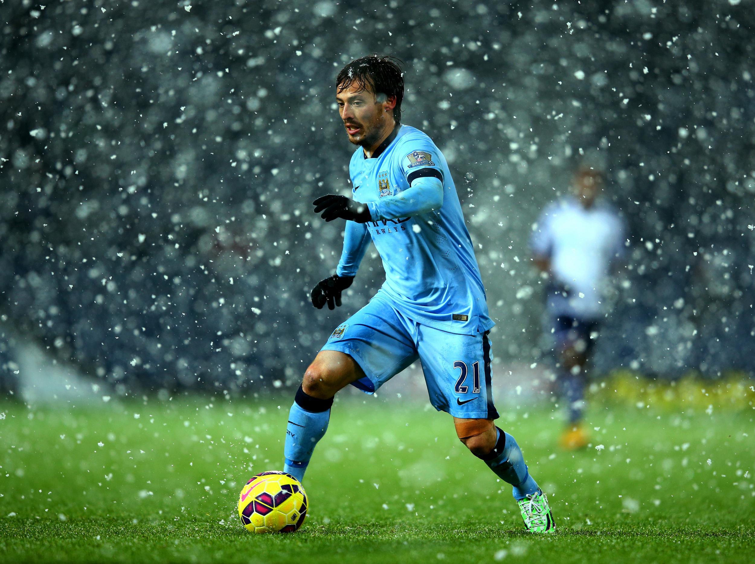 75. David Silva
