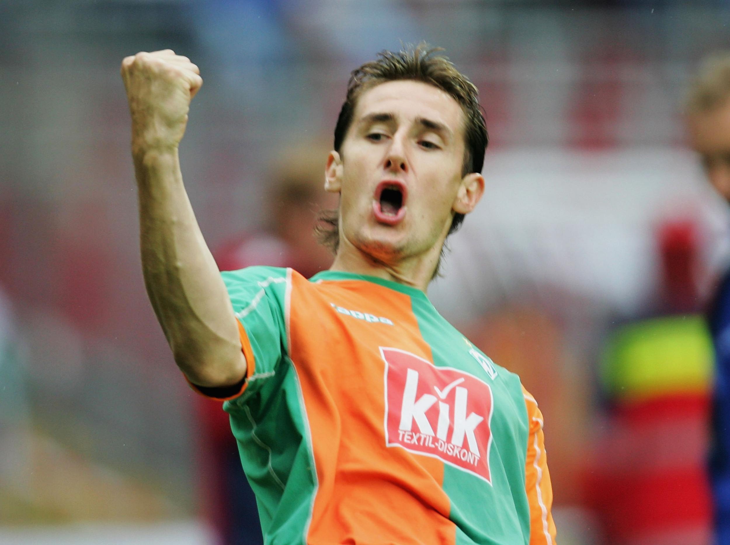 58. Miroslav Klose