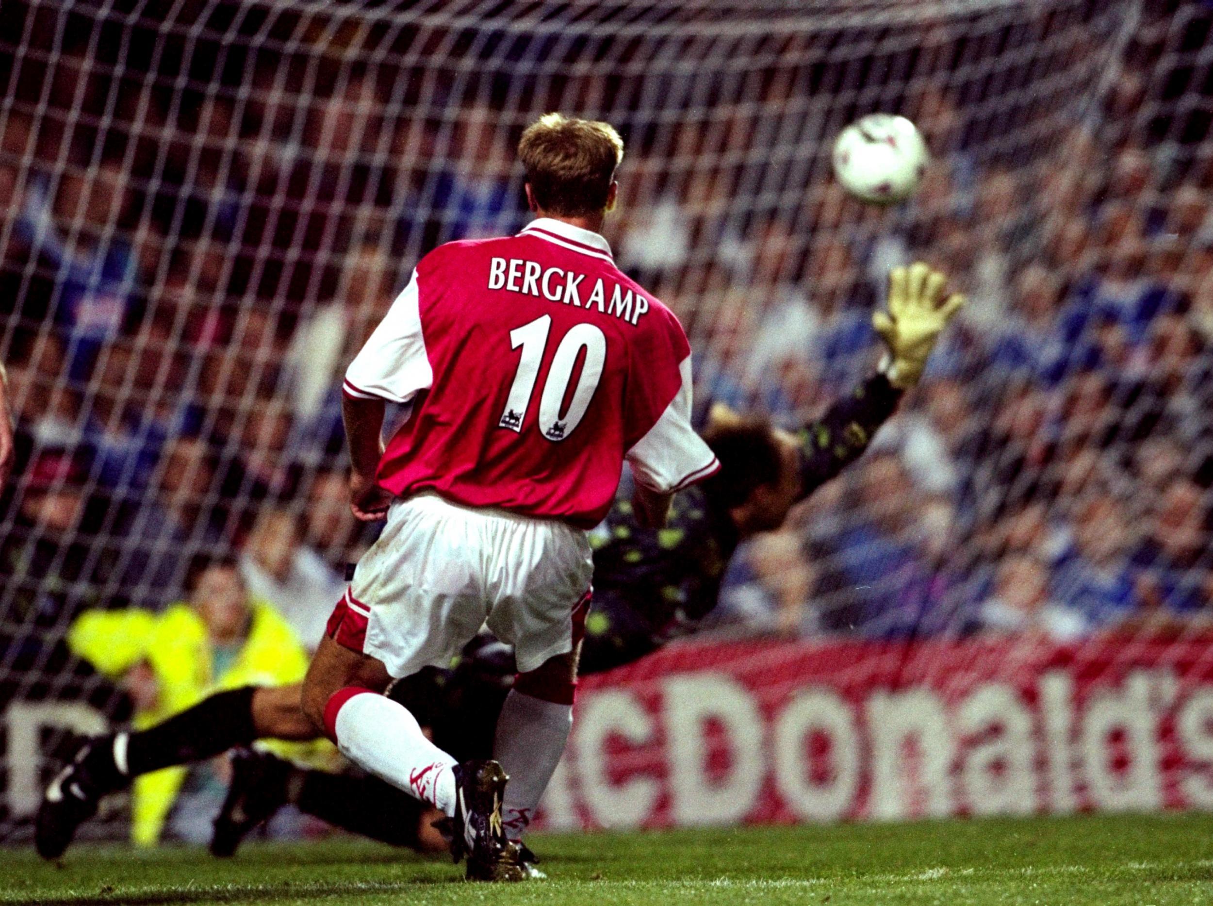 54. Dennis Bergkamp