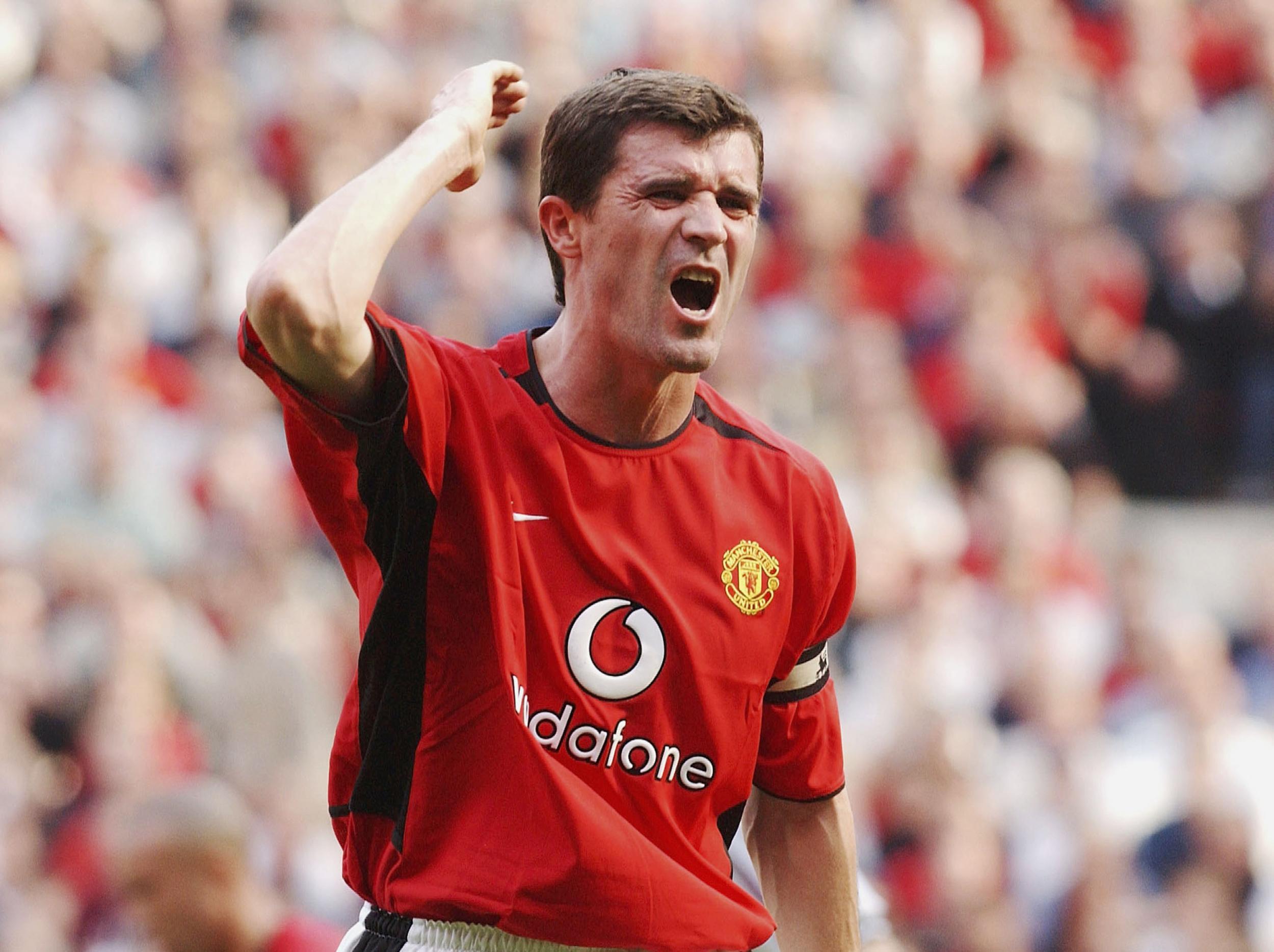 36. Roy Keane