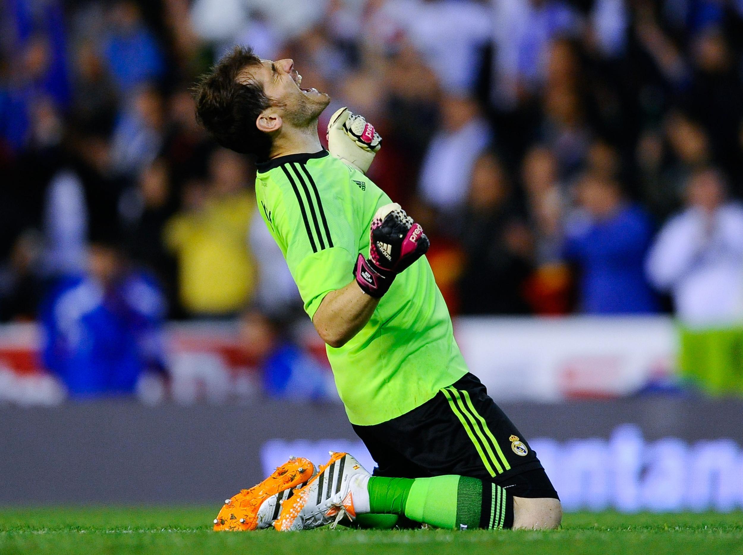 32. Iker Casillas