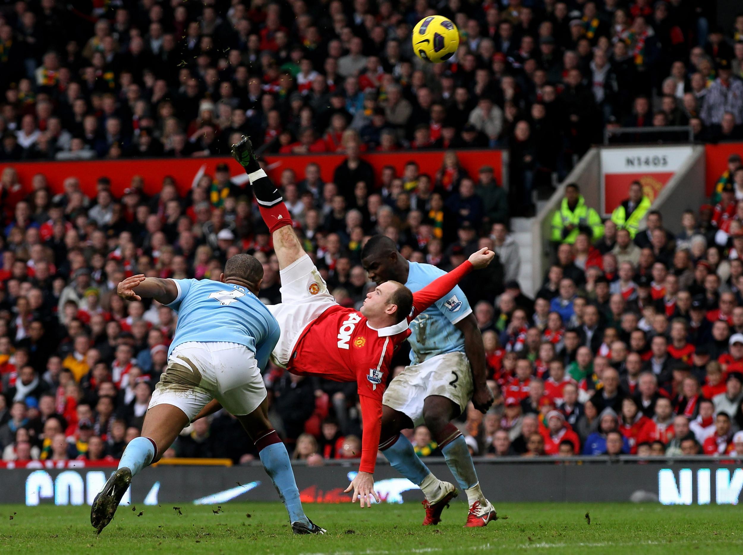 29. Wayne Rooney