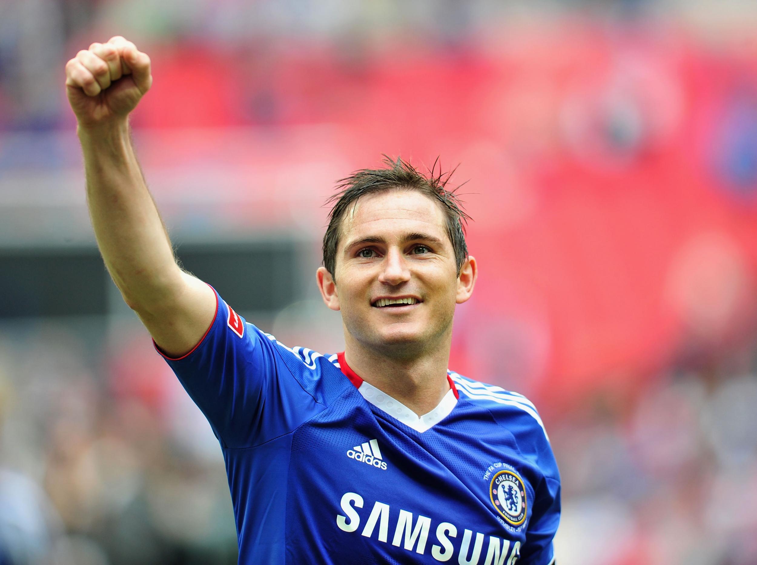 23. Frank Lampard