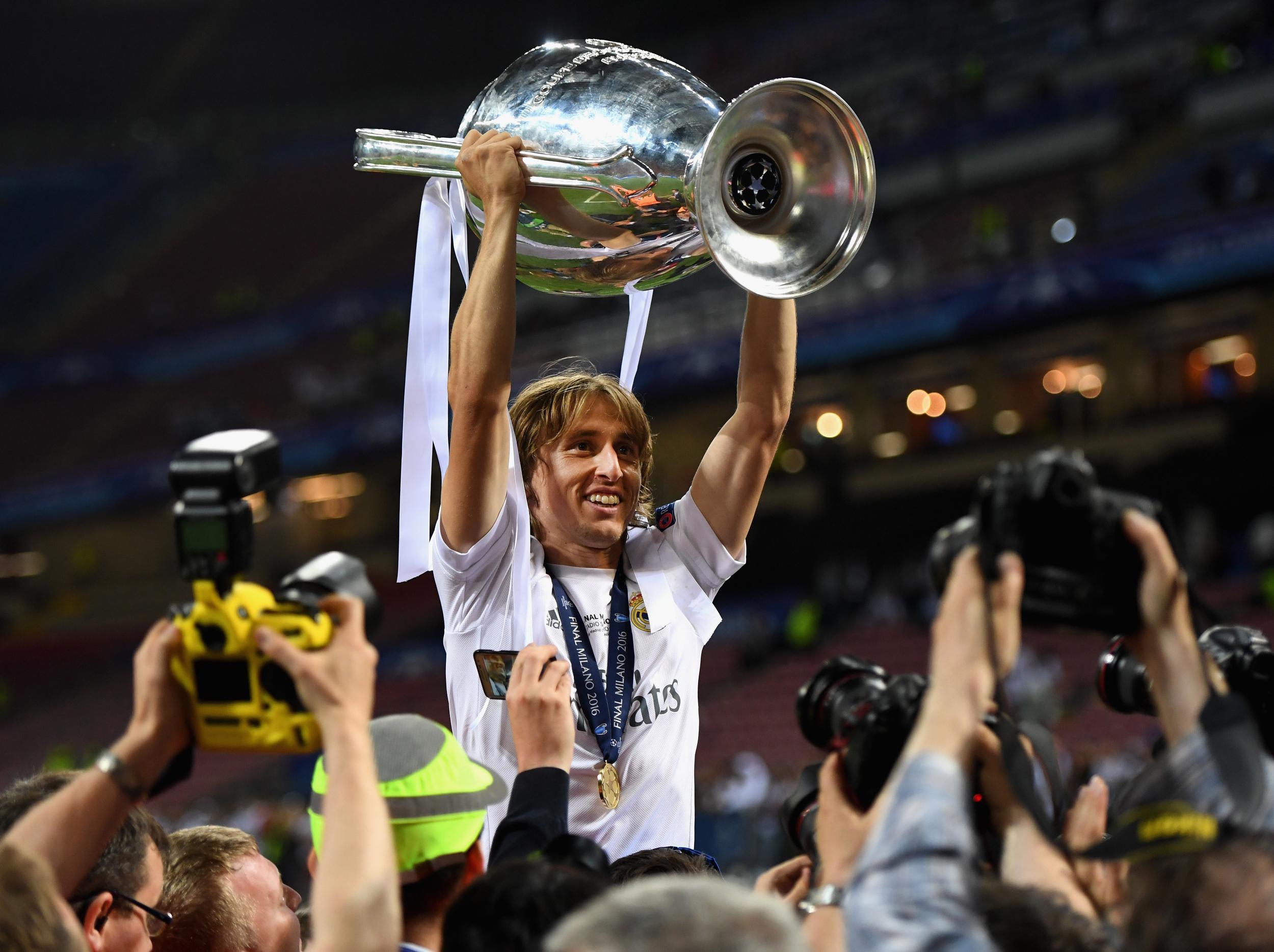 22. Luka Modric