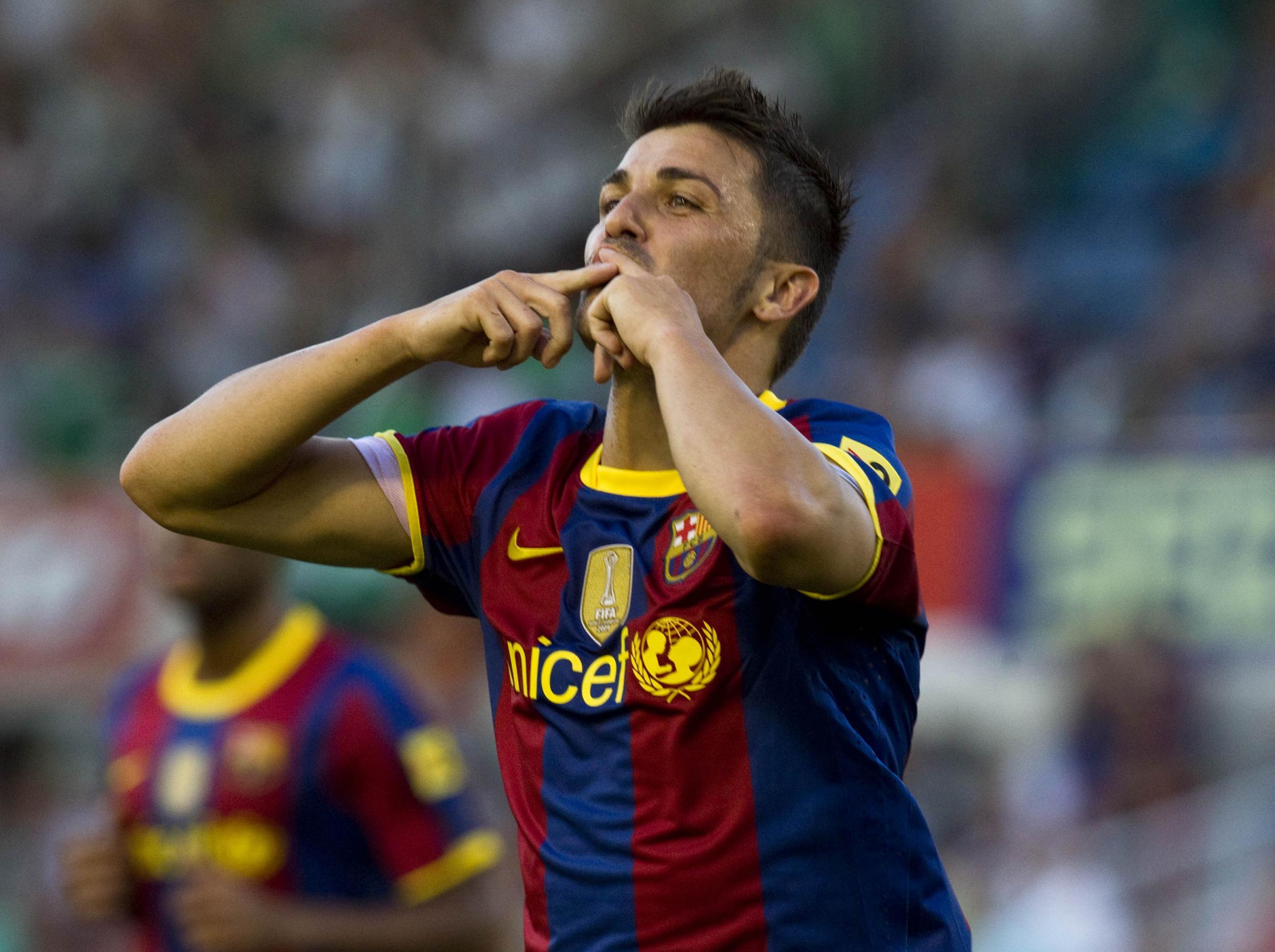 David Villa was a truly complete superstar whose greatness should no…