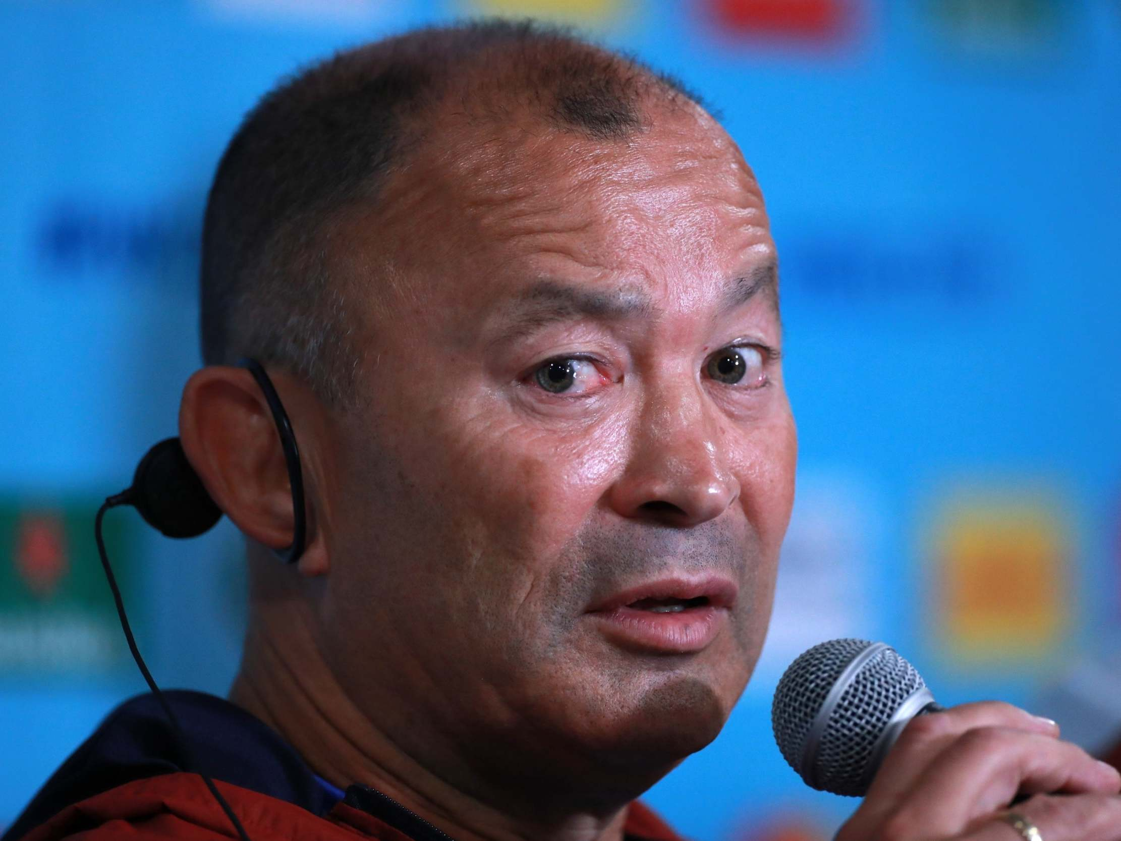Rugby World Cup 2019: Eddie Jones explains why he has dropped George Ford for England vs Australia