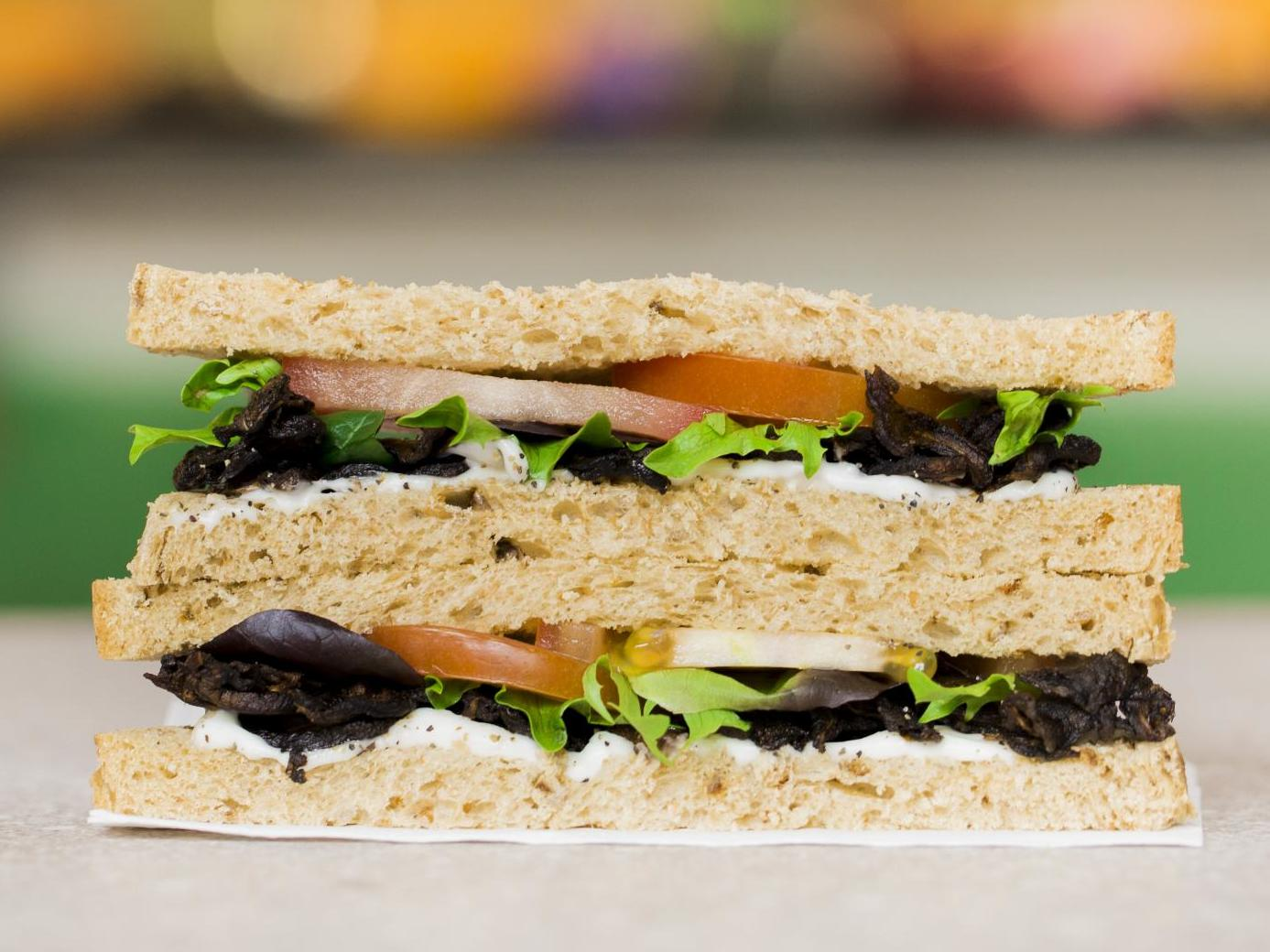 Pret reveals new vegan versions of classic sandwiches, including the 'VLT' 1