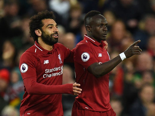 Liverpool news: Sadio Mane insists he has 'no problem' with Mohamed Salah after confrontation at Burnley