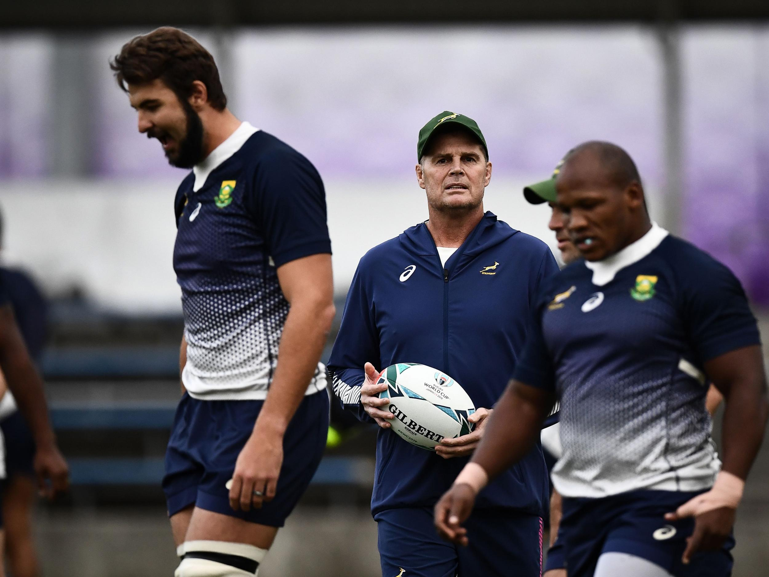 Rugby World Cup 2019: South Africa bring back their big guns for quarter-final against Japan