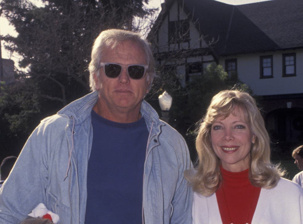 Ron Ely and Valerie Lundeen
