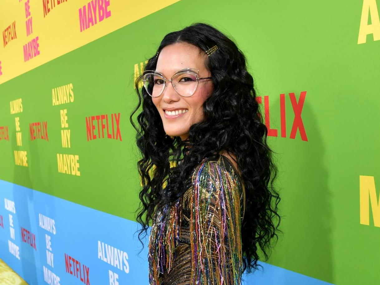 Actor and comedian Ali Wong discusses #MeToo: 'I'm just not ready to share all that stuff yet'