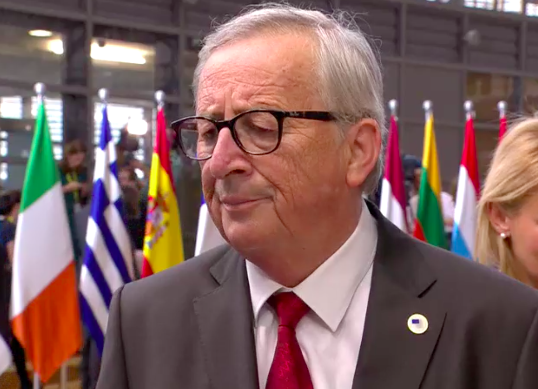 EU president Juncker 'rules out' further Brexit delay