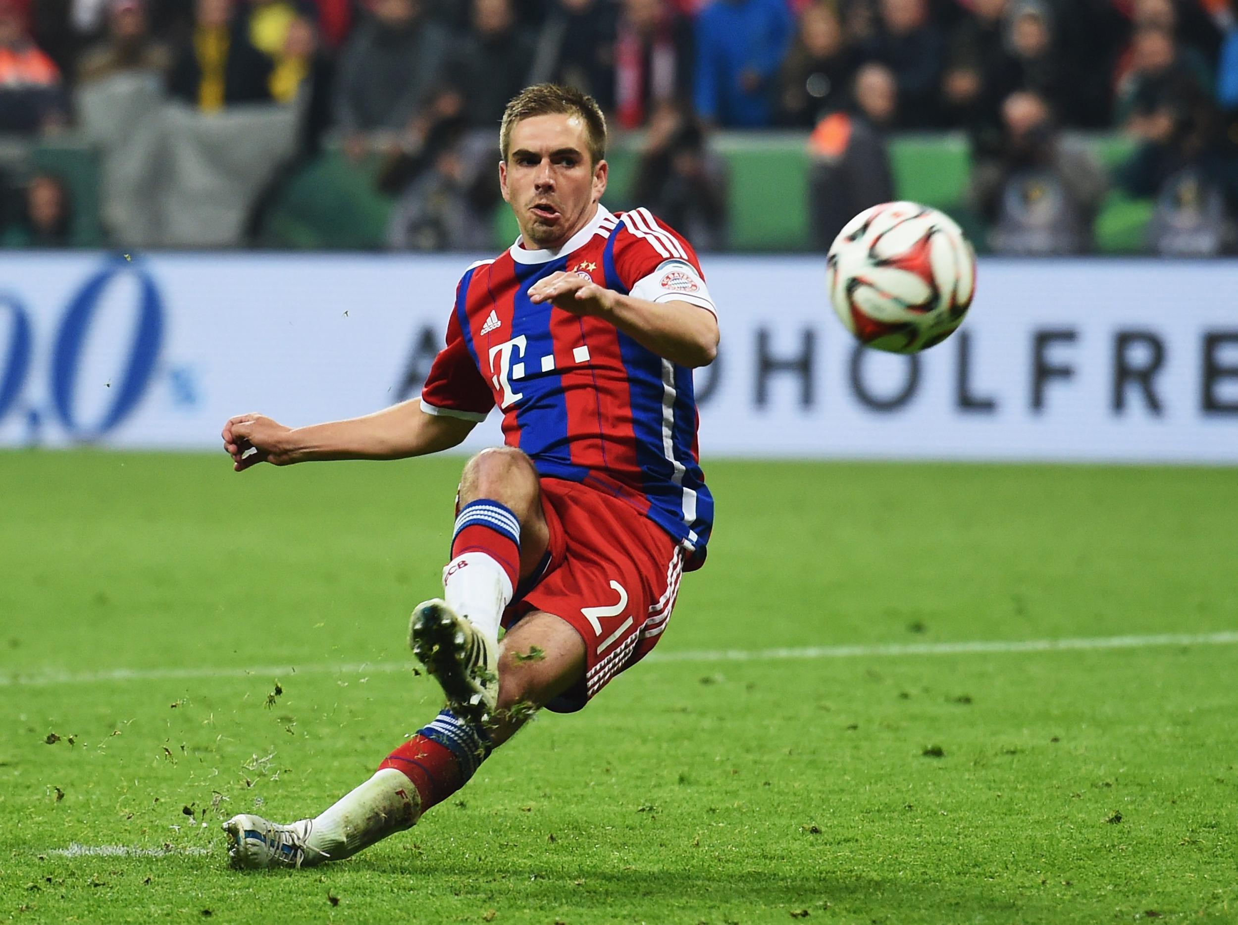 14. Philipp Lahm