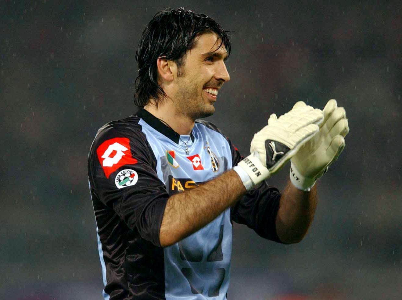 13. Gianluigi Buffon