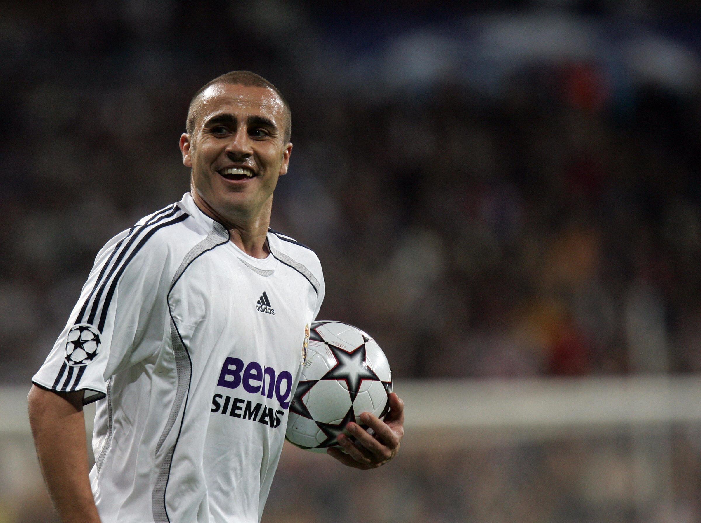 10. Fabio Cannavaro