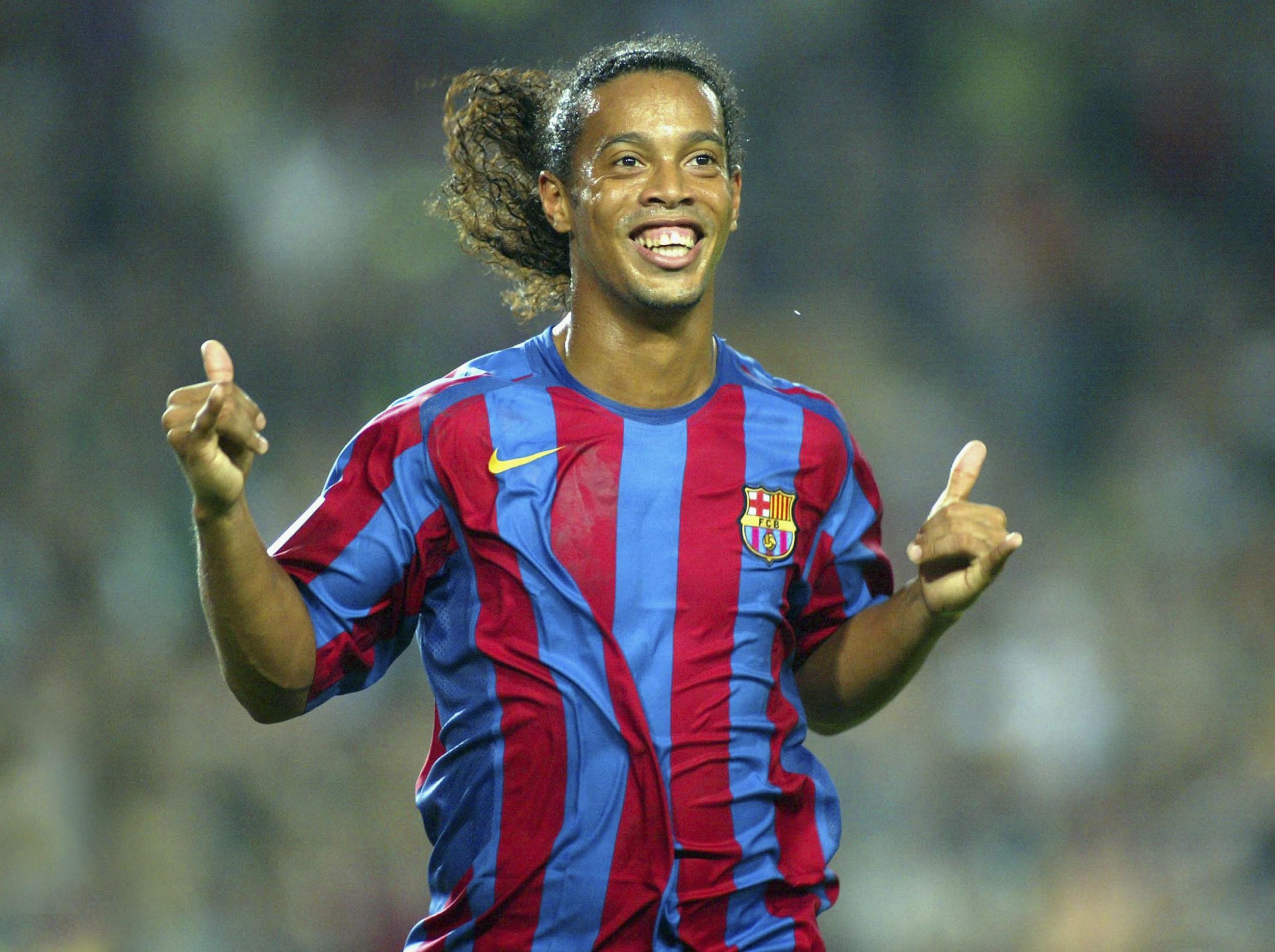4. Ronaldinho