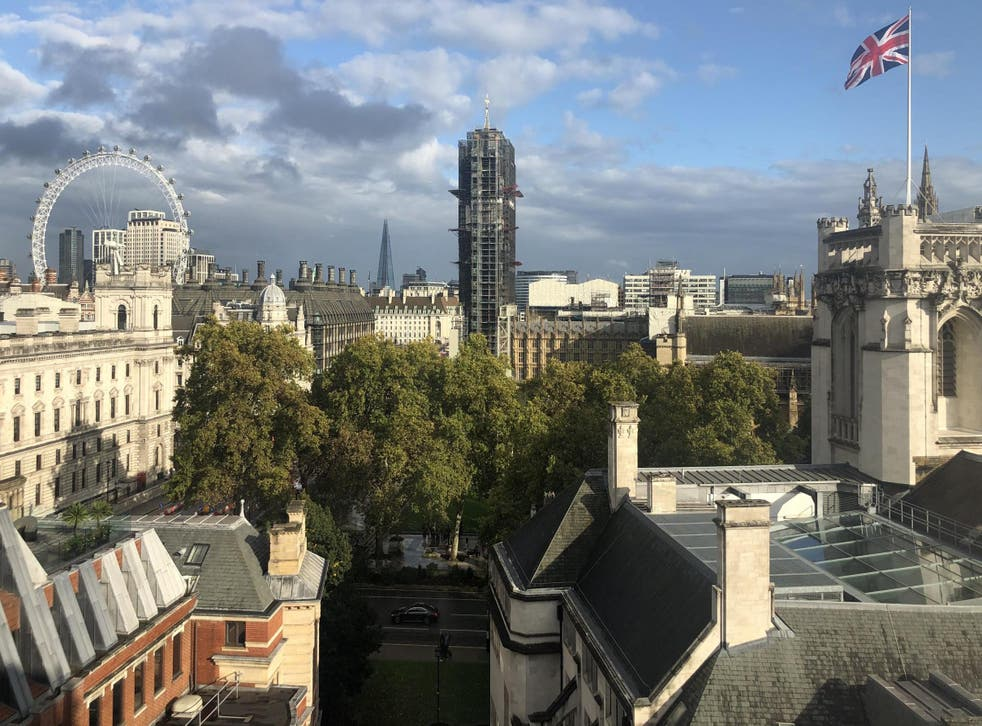 Far sighted? The view of Westminster from the Airlines 2050 conference