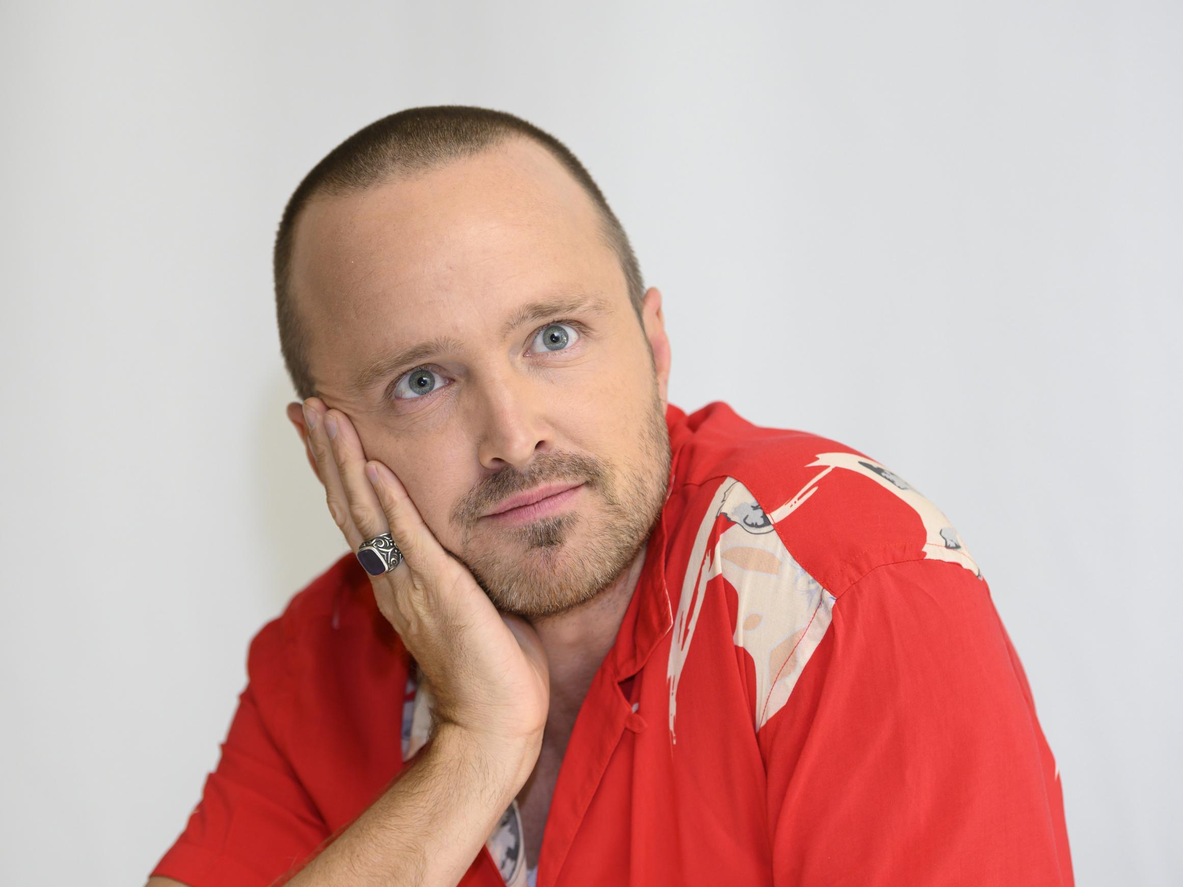 Aaron Paul Even After I Tested For Breaking Bad No One Wanted Me To Play Jesse Pinkman The Independent The Independent