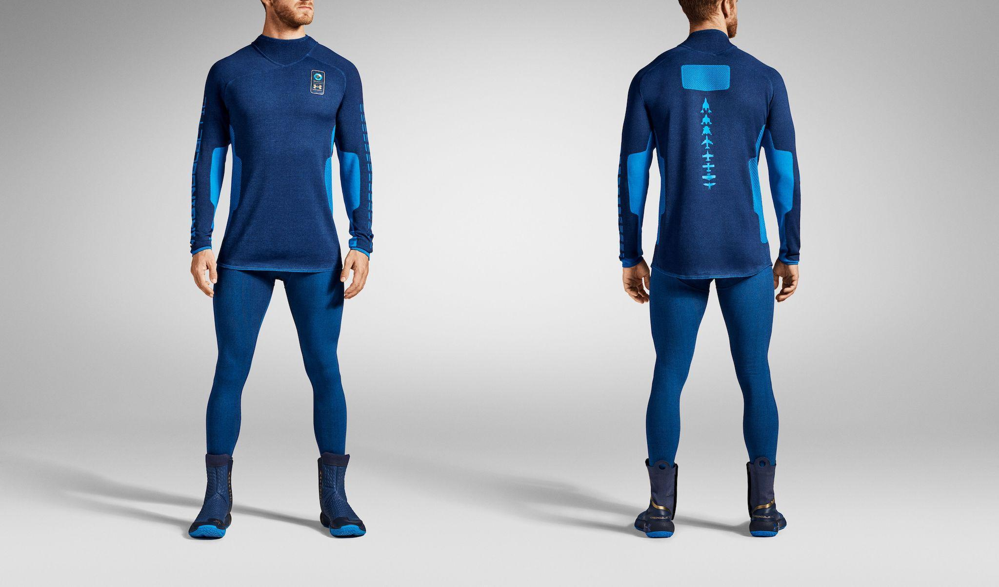 Virgin Galactic reveals Under Armour suits for space tourists – and promises they can take them home