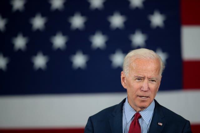 <p>President Joe Biden.</p>