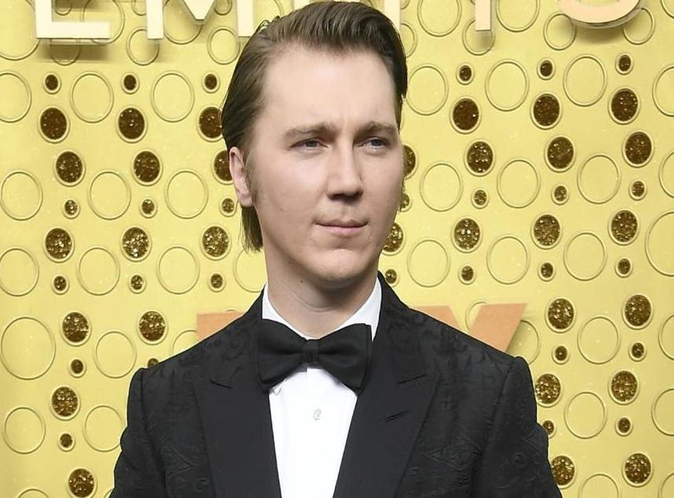 Paul Dano attends the 71st Emmy Awards at Microsoft Theater on 22 September, 2019 in Los Angeles, California.