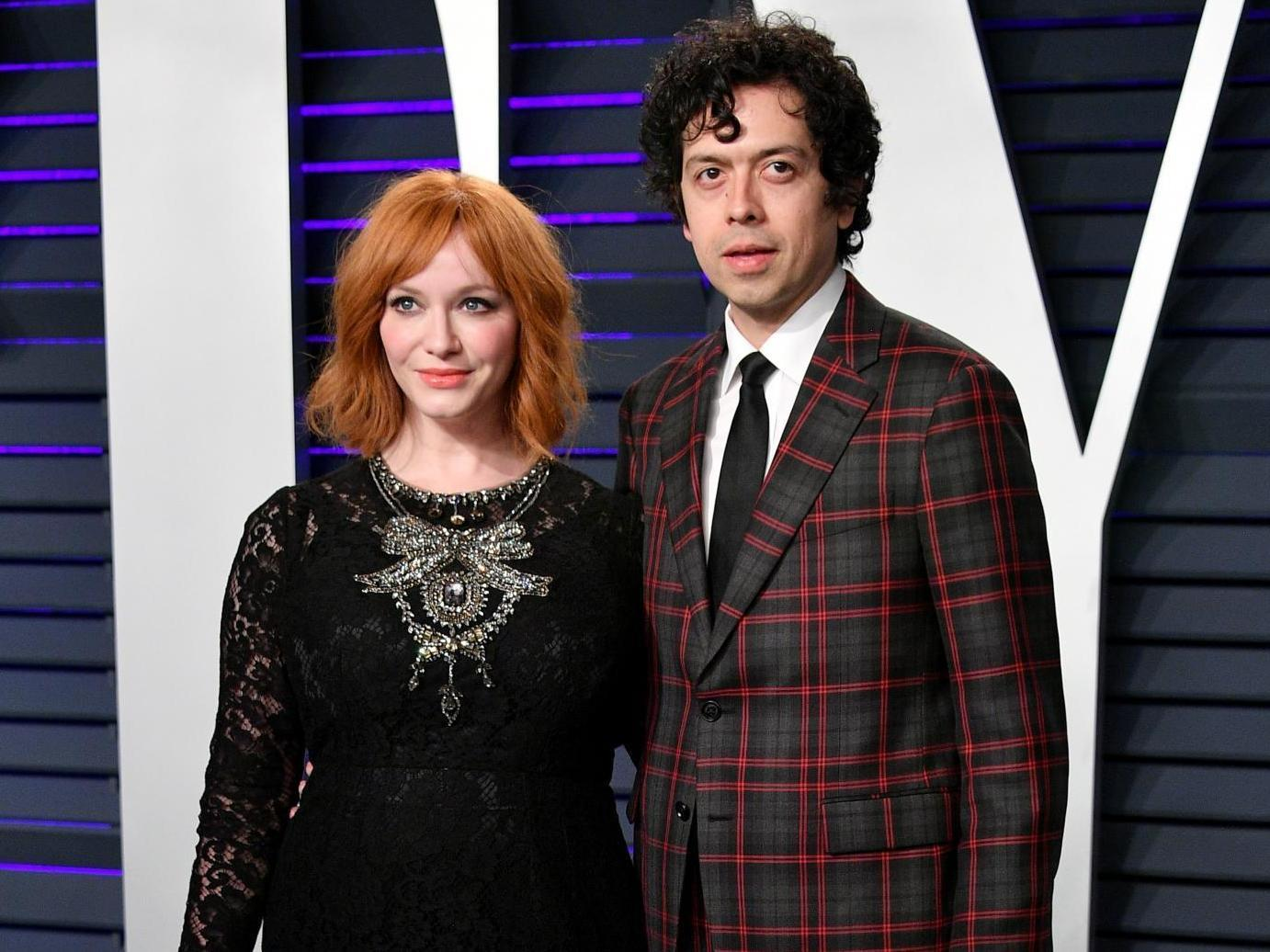 Christina Hendricks announces split from husband Geoffrey Arend after 10 years of marriage
