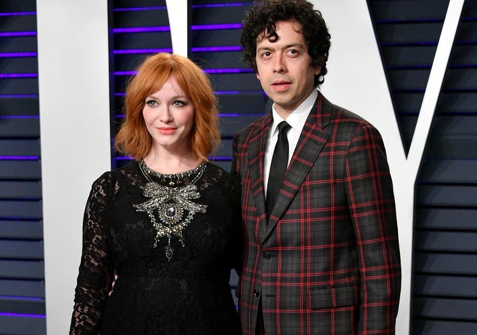 Christina Hendricks And Geoffrey Arend Announce Separation On