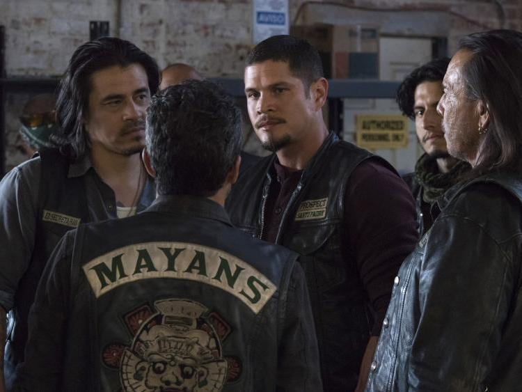 Sons of Anarchy creator Kurt Sutter fired from spinoff Mayans MC for being 'abrasive dick'