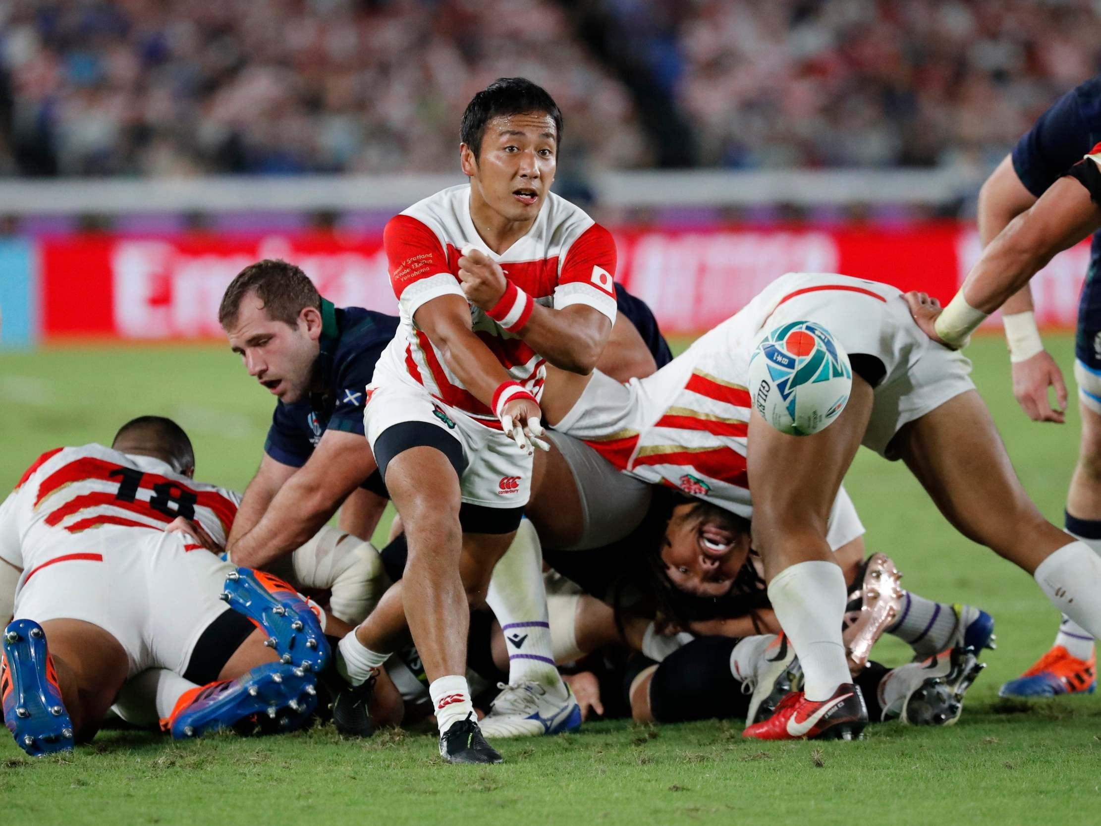 Rugby World Cup 2019: Japan may be capturing the imagination, but they might also save the sport