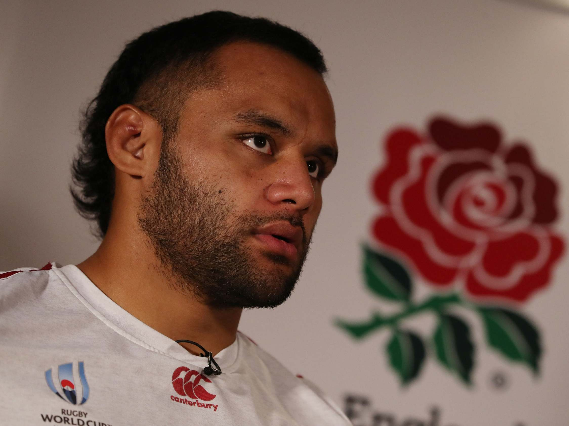 Rugby World Cup 2019: Billy Vunipola opens up on his brother like never before ahead of England vs Australia